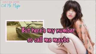 Carly Rae Jepsen - Call Me Maybe Karaoke com back vocal