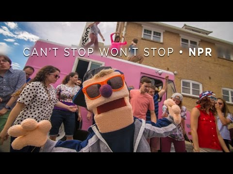 Can't Stop Won't Stop - NPR (feat. SiDizen King) Official Music Video