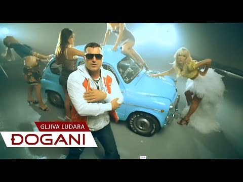 DJOGANI - Gljiva ludara - Official video HD
