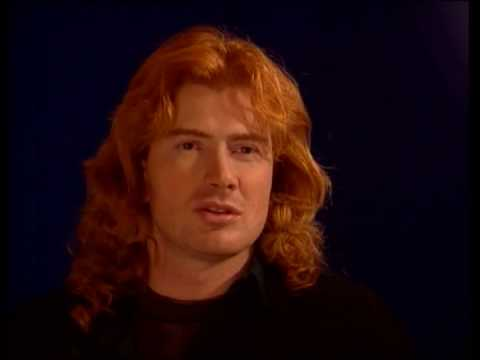 Dave Mustaine explains the meaning of À Tout Le Monde