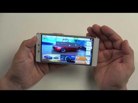Huawei P8 2015 unboxing & review (www.buhnici.ro)