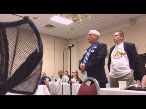 2017: The Year Michigan Libertarians Ruled Lansing - Clip #1 - Max Riekse and Me Standing