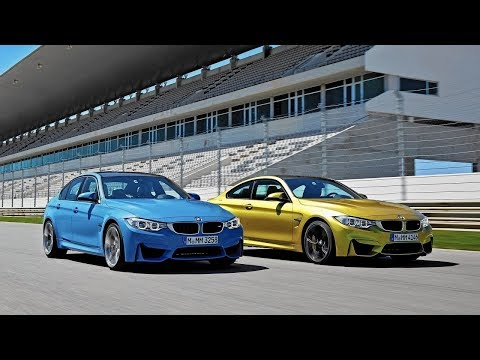 AMAZING BMW M3 SEDAN WITH TWIN POWER TURBO INLINE 6-CYLINDER PETROL ENGINE