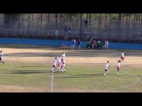 Boys High School Soccer Caroline HS vs Eastern View HS 2017
