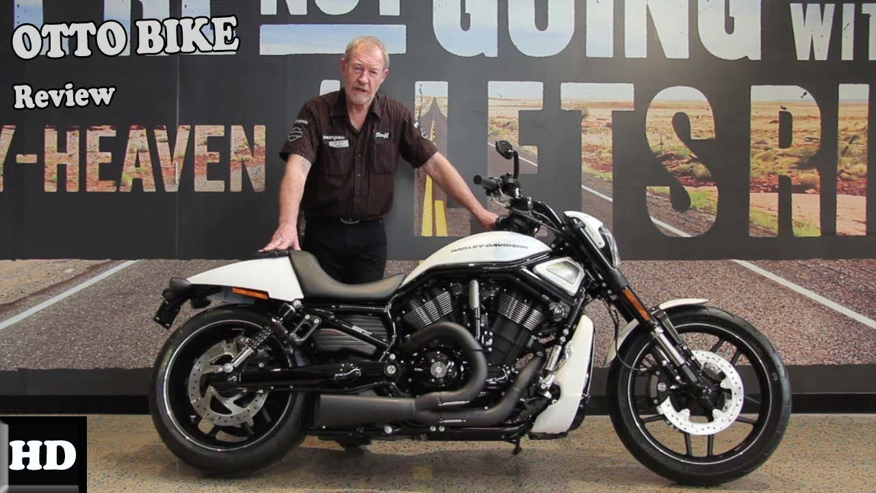 Otto Bike l 2019 Harley Davidson Night Rod Special Design ...