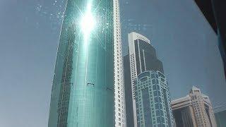 ОАЭ, с гидом по Дубаю, небоскребы ч.2/ الإمارات العربية المتحدة,رحلة جولات في دبي, ناطحات السحاب