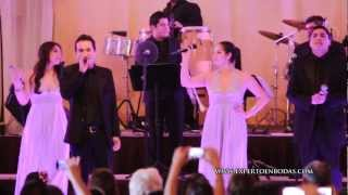 Chicago Live Band en la Expo Boda con Amor 2012