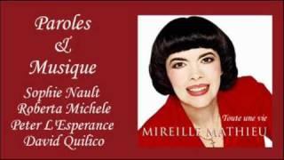 Toute une vie -  Mireille Mathieu
