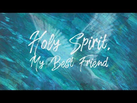 Philip Mantofa - Holy Spirit, My Best Friend (INA) (Official Lyric Video)