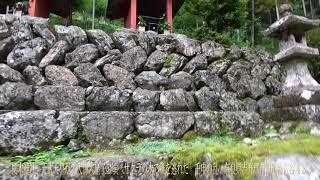 櫻木神社 天武天皇が 大海人皇子の頃 サクラの木で難を逃れたというお話...