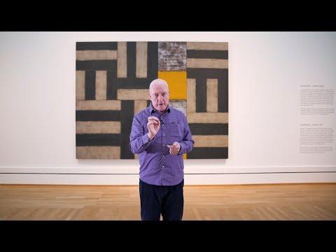 Sean Scully - Vita Duplex at Staatliche Kunsthalle Karlsruhe (english with german subtitles)