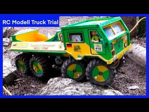 Modell Truck Trial W.D.M. bei der IG RC Cars Rhein Nahe