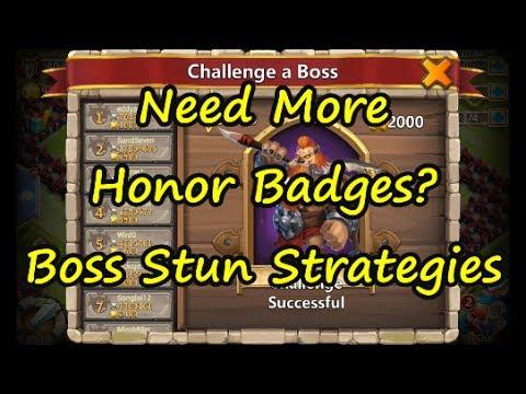 Castle Clash Boss Stun Strategies + NiggyAndFriends And Aletheia Recruiting