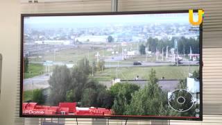 На всей территории «НефАЗа» появилось современное видеонаблюдение(Все под контролем. Компания «Уфанет» установила современные камеры видеонаблюдения на территории Нефтека..., 2015-08-28T11:59:32.000Z)