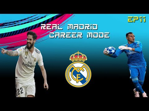 FIFA 19 | REAL MADRID CAREER MODE | EP 11 | WHAT A COMEBACK