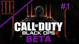Call of Duty: Black Ops 3 - BETA #01 - Meine erste Runde - Deutsch HD