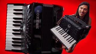 Hohner Bravo ii 48 Review - Unboxing My New 2021 Accordion