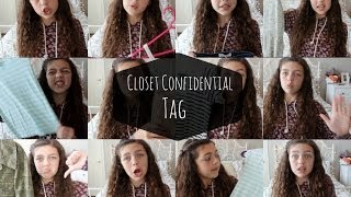 Closet Confidential Tag! ♡ Thumbnail