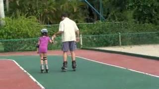 Ixtapa Rollerblading