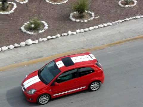 FORD FIESTA ST 2008 - YouTube