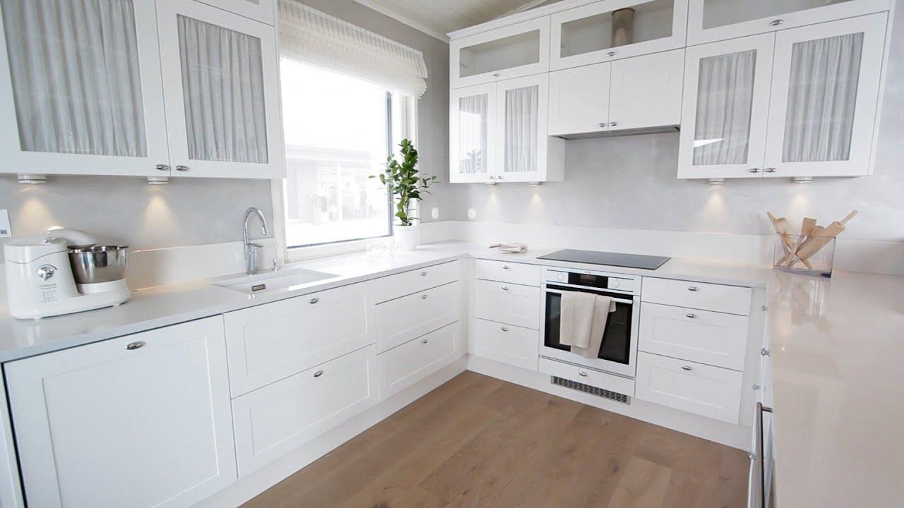 Pienen keittiön suunnittelu  Perhekoti ilmapiiri