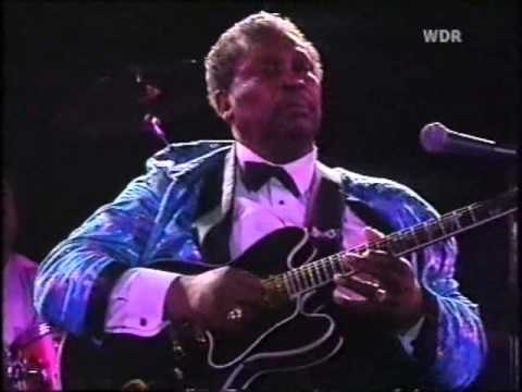 B.B.King Live in Bonn 1994