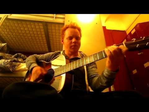 Mark mulder playing 'landslide'
