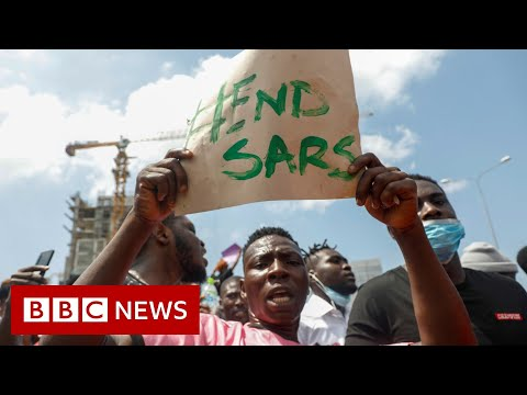 End Sars protest: Nigeria police to free all protesters - BBC News