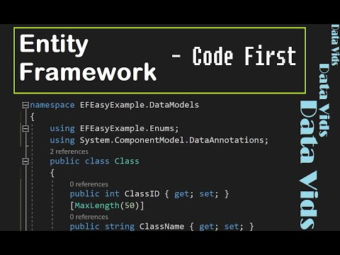 Entity Framework Code