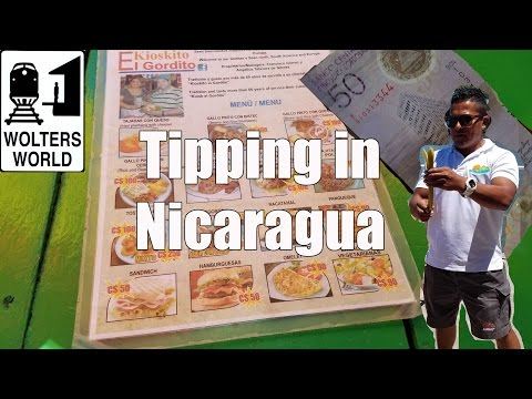 Tipping in Nicaragua Explained