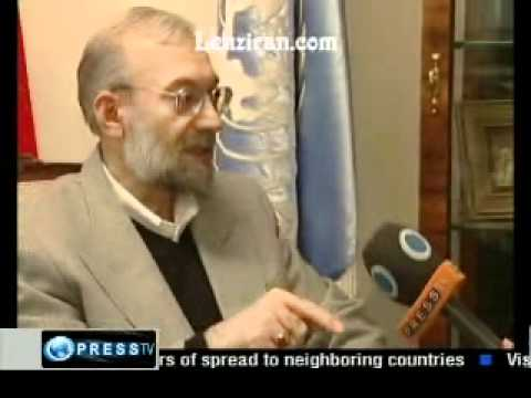 Larijani :lawyers are prosecuted for misconduct !