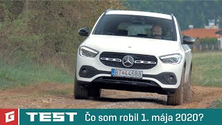 Mercedes-Benz GLA 200d - SUV - 2020 -TEST - GARÁŽ.TV