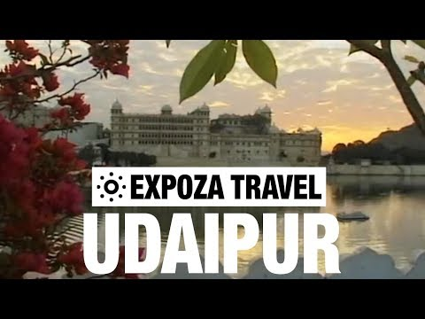 Udaipur (India) Vacation Travel Video Guide