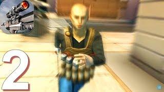 Sniper 3D Gun Shooter: Free Elite Shooting Games - Gameplay Walkthrough Part 2 (Android, iOS)
