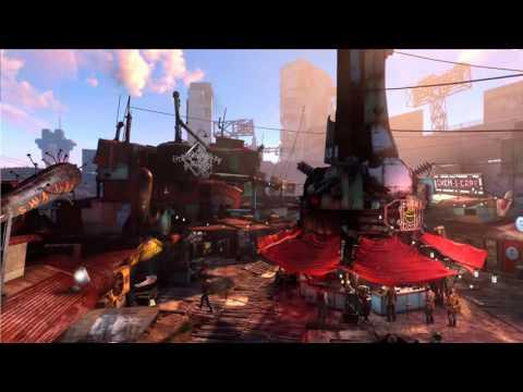Fallout 4 Diamond City/ Good neighbor Soundtrack (Rebuild, Renew)