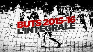 Les 64 buts de l'OGC Nice 2015-2016
