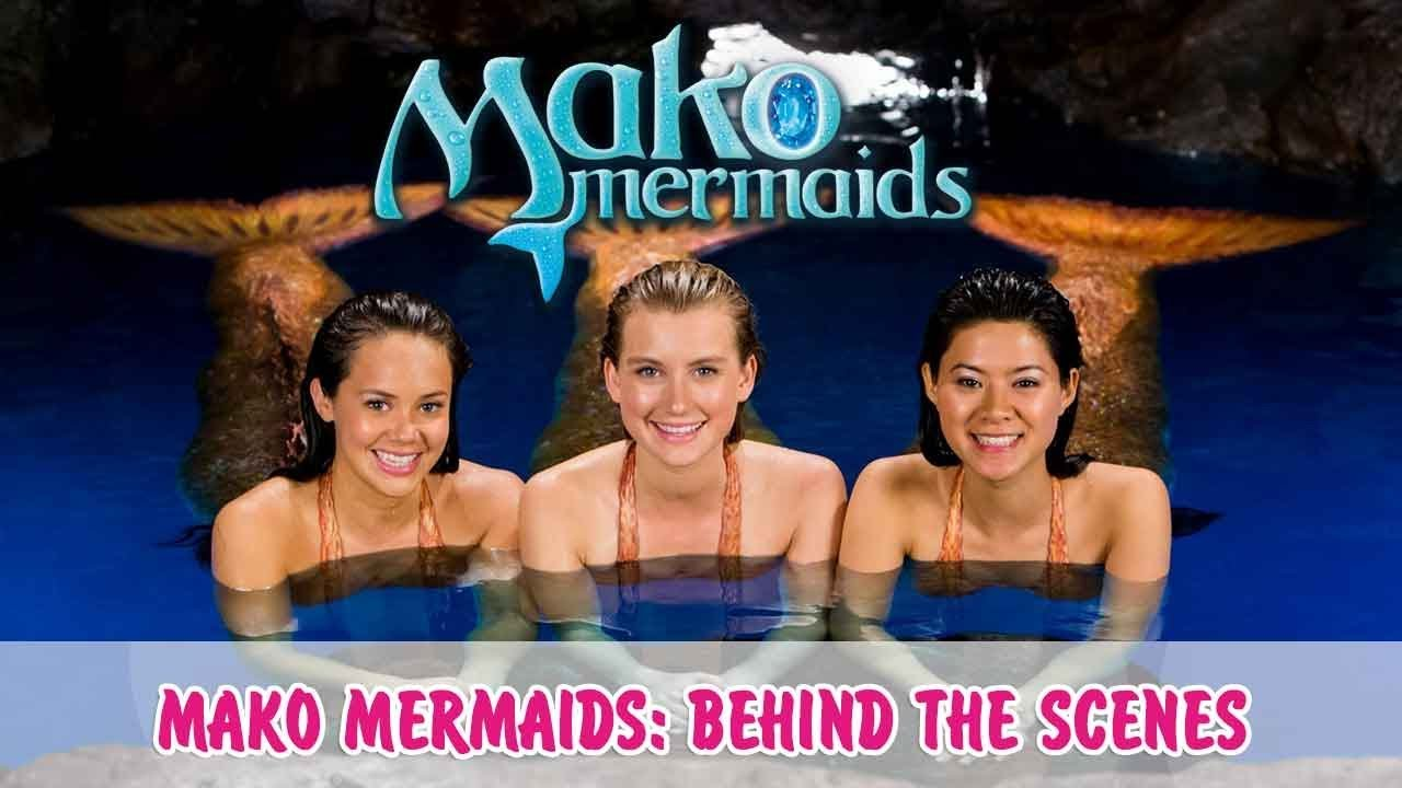 Download Mako Mermaids  Behind The Scenes Season 3/4