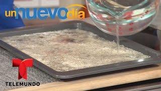 Video oficial de Telemundo Un Nuevo Día. El Chef James te trae consejos para preparar arroz al horno. YouTube: http://www.youtube.com/unnuevodia Official ...
