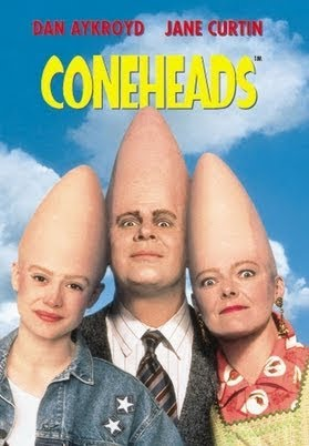 Coneheads Youtube