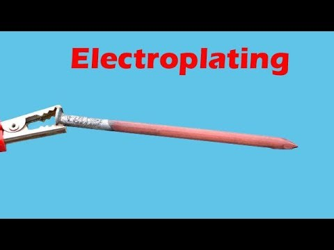 ✳️how To Do Electroplating At Home (very Easy)