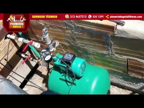 Sistemas Hidroflo - Motobombas De Presión - Mantenimiento E Instalación thumbnail