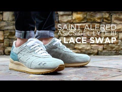 Saint Alfred x Gel Lyte 3 'Lake Shore' ASICS H33LK 8016