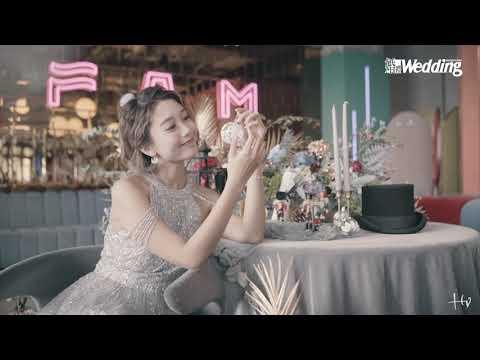 Kis Wedding X Perfection X Hazel Visuals X Raven Tsoi