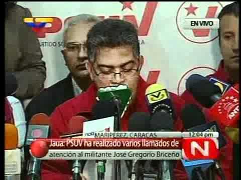 El Psuv suspendió al gobernador de Monagas