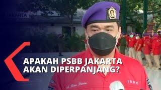 Angka Kasus Covid-19 Masih Tinggi, DKI Jakarta Akan Perpanjang PSBB?