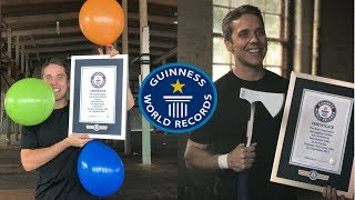 OFFICIAL GUINNESS WORLD RECORDS!
