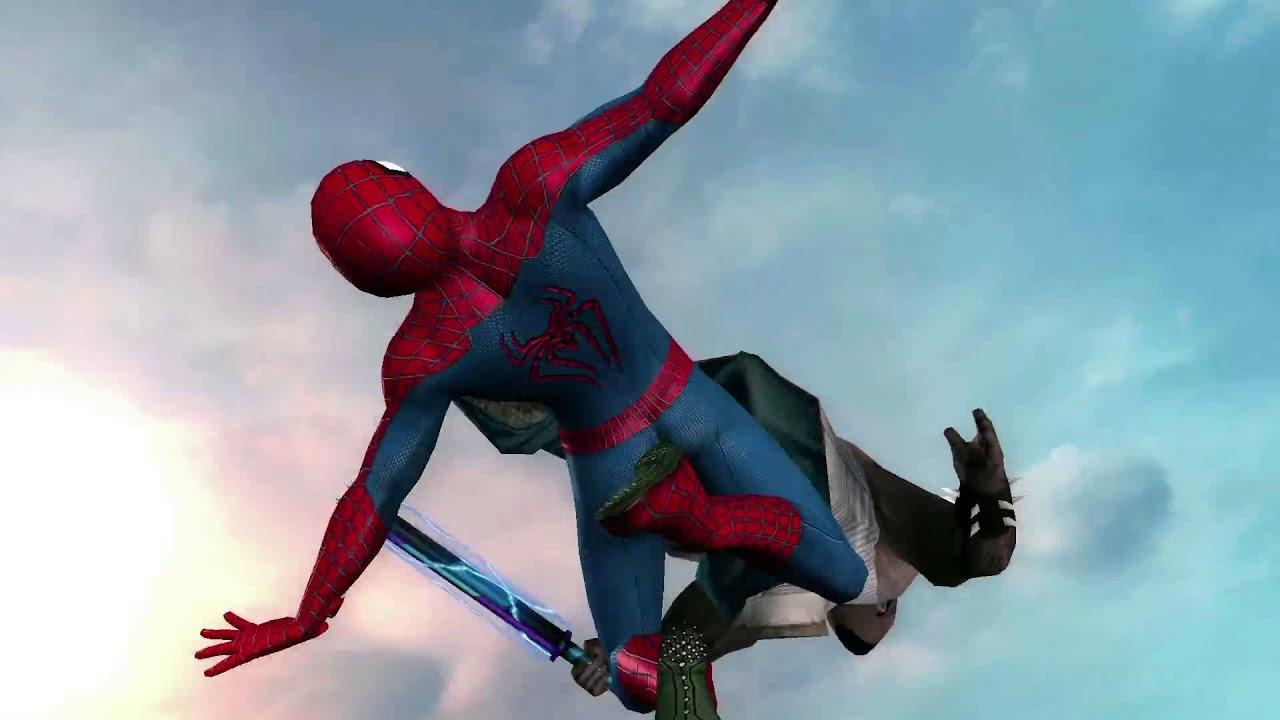 Giochi di spider man 2 gratis