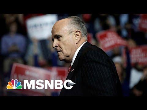 Why Rudy Giuliani's Cash Crunch Should Worry Donald Trump | MSNBC