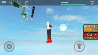 Escape the iPhone like a boss ROBLOX