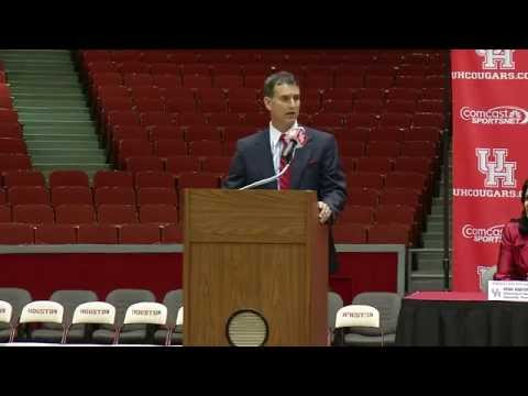 Kelvin Sampson Introductory Press Conference: Part 1